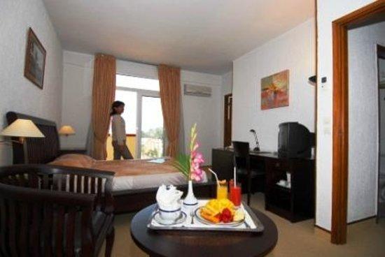Hotel Colbert: Chambre de luxe