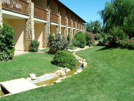 Hotel Adler Thermae Spa & Relax Resort: Vista