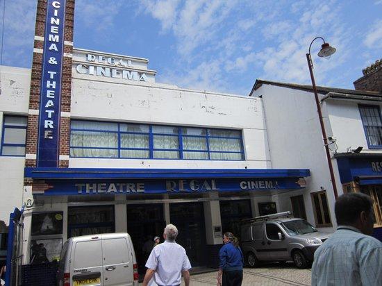 Regal Redruth Cinema & Theatre: Exterior