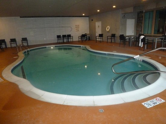 The Tiki Resort: Indoor Pool