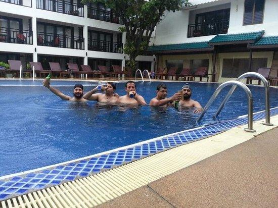 Patong Bay Garden Resort: Enjoyed a lot