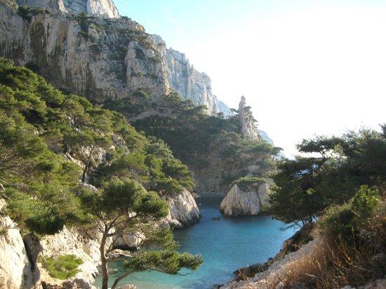 Calanque du Sugiton : coin de paradis