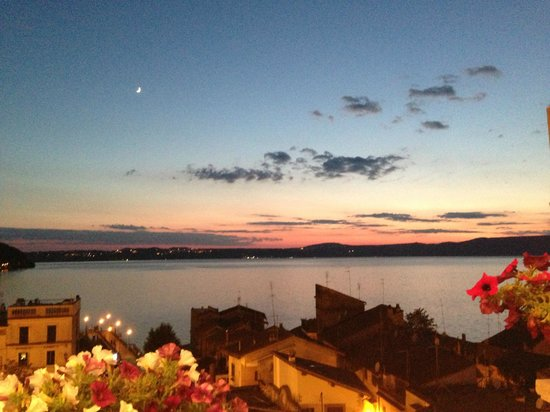 Excellent Lake View with Sunset - Foto di Ristorante La Terrazza Sul ...
