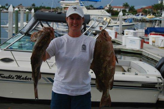 Unreel Fishing Charters: Oh, yeah!