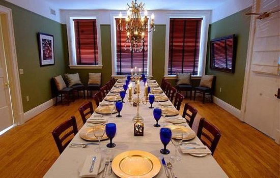 Hamiltons' at First & Main: Hamiltons' Private Dining Room
