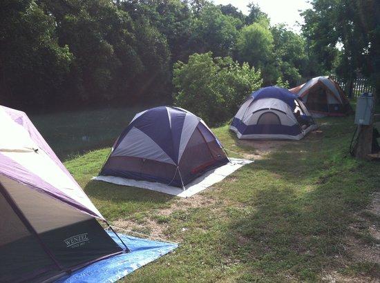 Landa RV & Campground: May 10-12, 2013