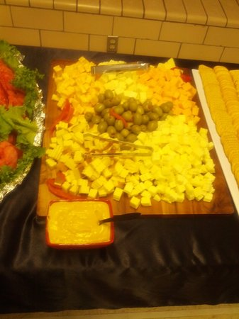 Cheese Board From Special Catering Event Picture Of Chefs Table - Chef's table catering