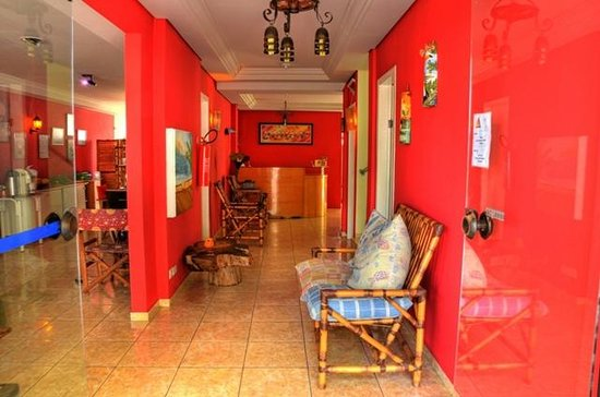Katharina House: Entrance/Reception