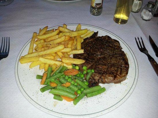 Carnaval: I like pepper with my steak