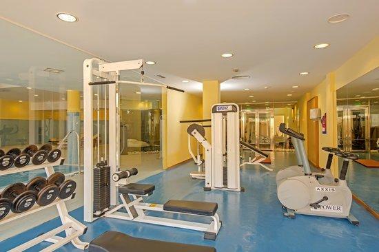 Vell Mari Hotel & Resort : Fitness