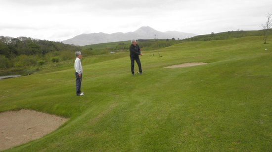 Westport Golf Club: Croagh Patrick