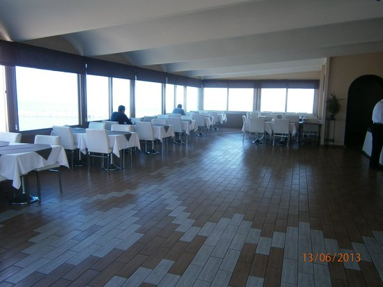 Basar Hotel: 7th floor restaurant