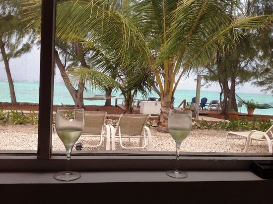 Hollywood Beach Suites Turks and Caicos: What a view!