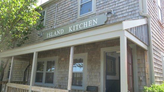 Island Kitchen Dinner Photos - Island Kitchen, Nantucket ...
