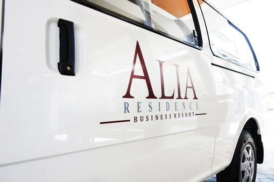 Alia Residence Business Resort: Free Shuttle (Resort - Airport - Under water world - Cable Car - Resort)