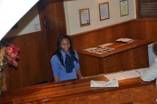 Gooderson Tropicana Hotel: Tropicana staff