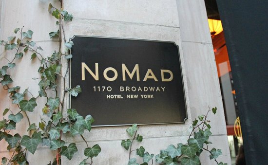 The NoMad Hotel : The exterior of the hotel
