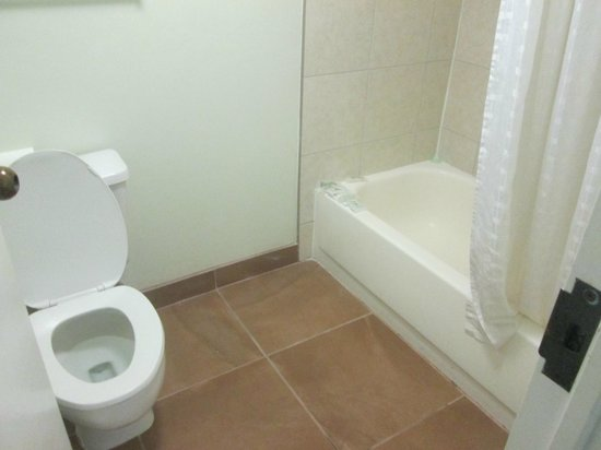 Hawthorn Suites by Wyndham Orlando, Westwood Blvd: Bathroom