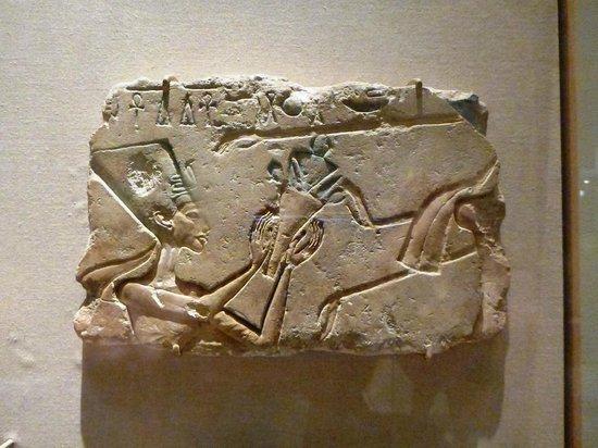 Brooklyn Museum: Nefertiti
