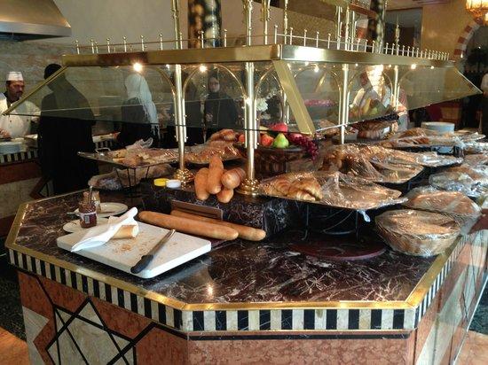 Madinah Hilton: Resturant
