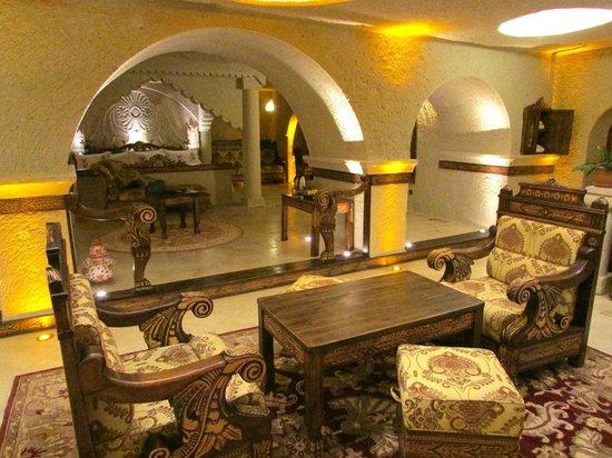 Ayvali, Turquía: Byzantine King Suite - Hotel Gamirasu