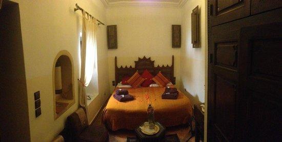 Riad Dar Dialkoum: Room Aïcha