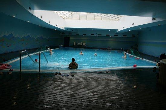 Solplay Hotel de Apartamentos : Inside pool