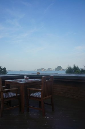 Anyavee Tubkaek Beach Resort: 朝食