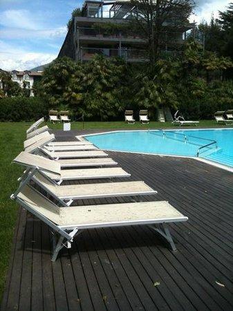Du Lac et Du Parc Grand Resort: one of the pools