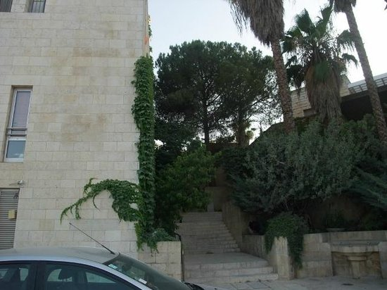 Beit Shmuel Guest House: Entrance
