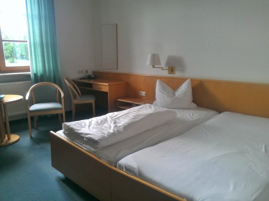 Walderbach, Alemania: Bett