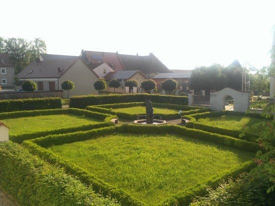 Walderbach, Alemania: Der Klostergarten