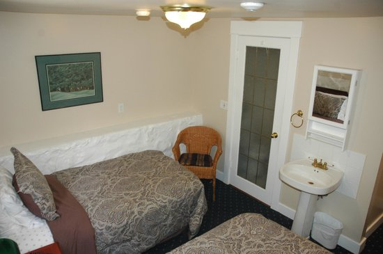 Windsor Guest House: Henry Room great for friends