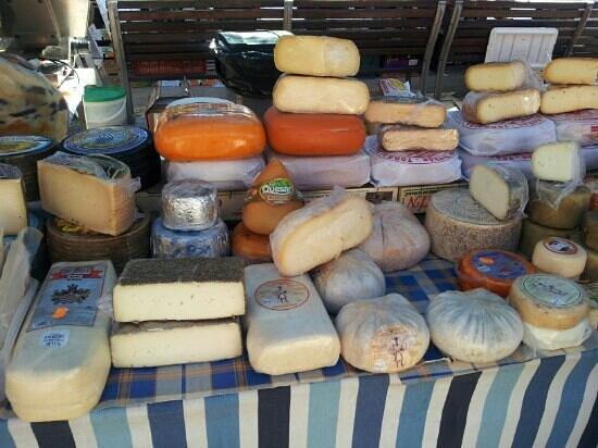 Placa Major: Mercado Dominical