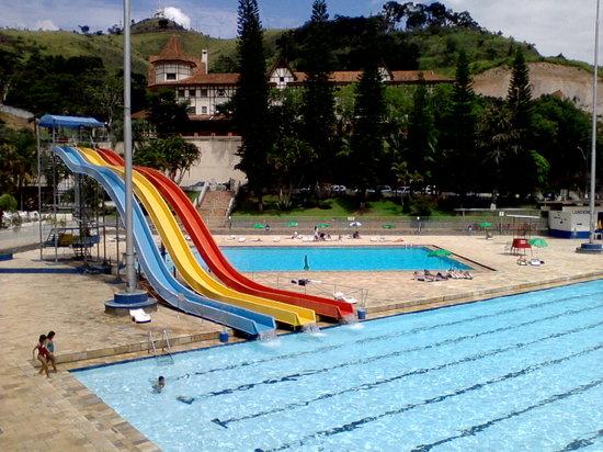 Balneario Municipal De Aguas De Lindoia
