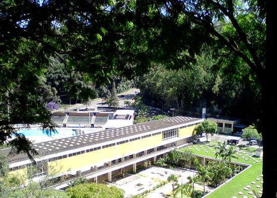 Balneario Municipal De Aguas De Lindoia: Projeto de Oswaldo Arthur Bratke