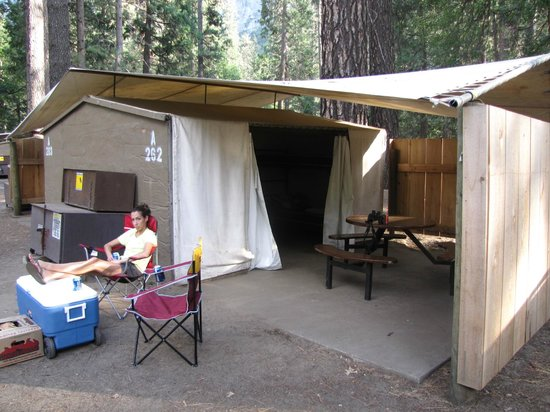 Tent Picture Of Housekeeping Camp Yosemite National