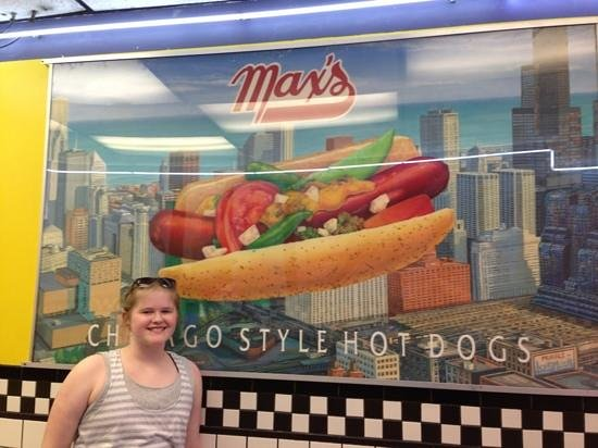 Max's Take Out Picture