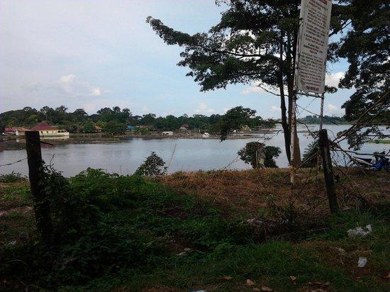 Jambi Province, إندونيسيا: danau sipin Jambi
