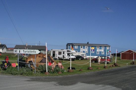 Berlevag Pensjonat: Guesthouse & Camping