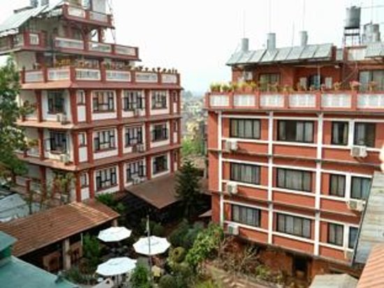 Hotel Encounter Nepal: Hotel Building