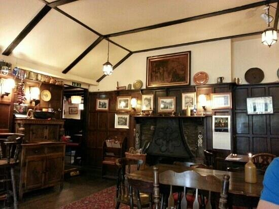 The Journeys End Inn : Lovely atmosphere