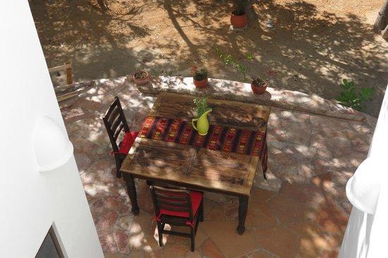 Casa Jacqueline: Breakfast area
