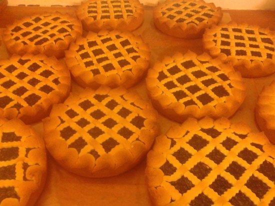 Alimentari Paolicchi: torte co' bischeri