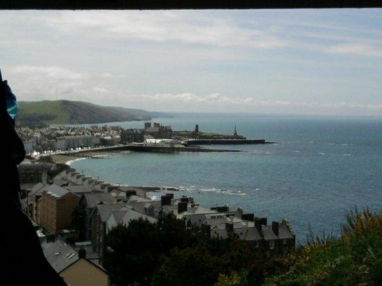 Seabrin Guest House: Aberystwyth Town