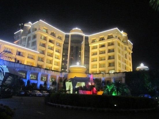 Swosti Grand : Hotel Swosti Premium - night view