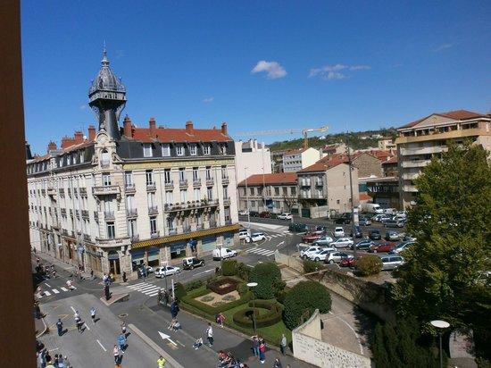 Ibis Styles Le Puy-en-Velay Centre : vue d'ensemble