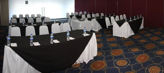 Krystal Urban Aeropuerto Cd de Mexico: The ideal place for your business meetings