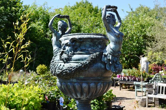 Denmans Garden: my wife would not let me buy this - wonder why?