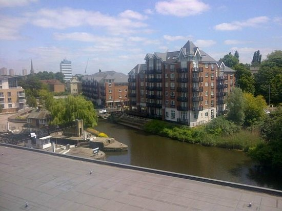 Balcony Picture Of Holiday Inn London Brentford Lock